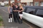 Limousine hire Newark on Trent