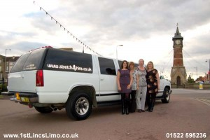 Birthday limo hire in Skegness copy