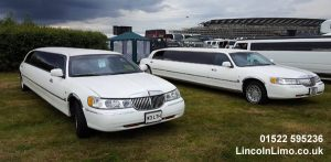 Limos to Ascot