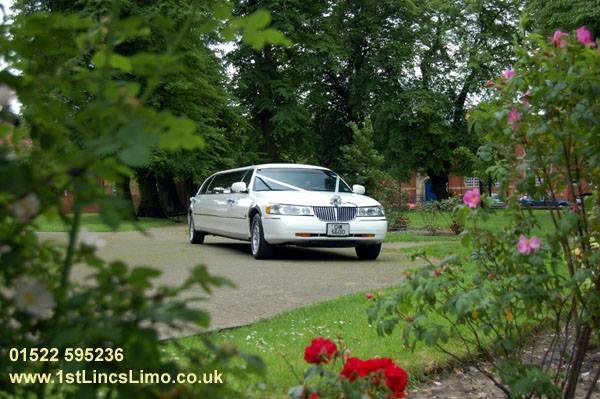 Wedding Car Hire Lincolnshire