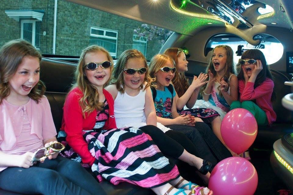 Children's Limo party prom car